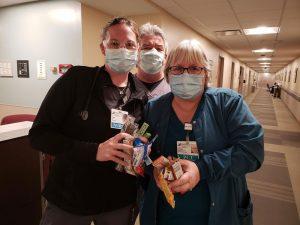 healthcare staff snacks